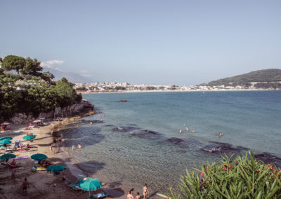 spiaggia gaeta fontania
