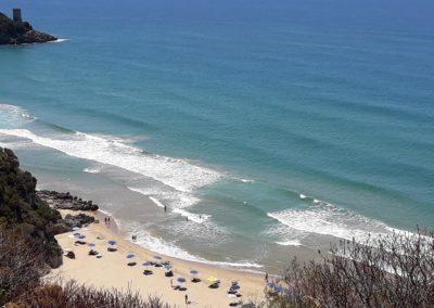 spiaggia scissure